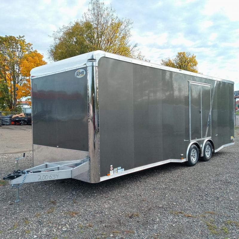 8.5x26 Grand Sport Enclosed Cargo Trailer  **ATV**