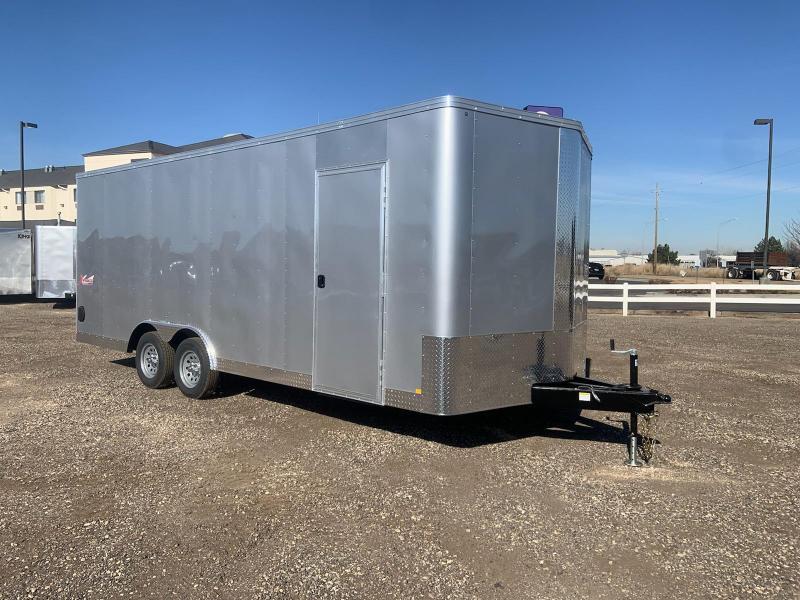 8.5x20 Tandem Axle 10k Enclosed Cargo Trailer **ON ORDER**