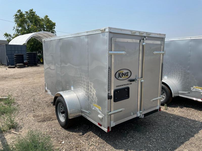 5x10 Single Axle Enclosed Cargo Trailer **ON ORDER**
