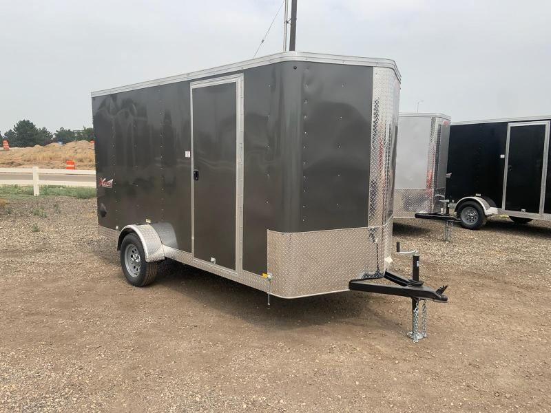 6x12 Single Axle Enclosed Cargo Trailer **ON ORDER**