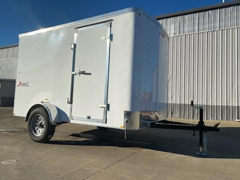 2021 Mirage Trailers MXPO6x10 Enclosed Cargo Trailer