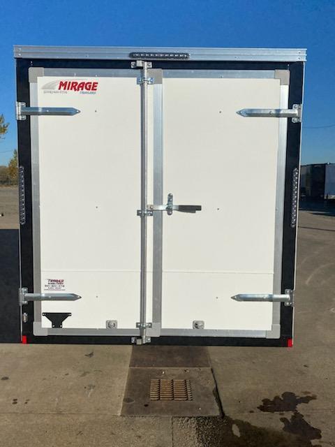 6 x 10 Enclosed Cargo Trailer
