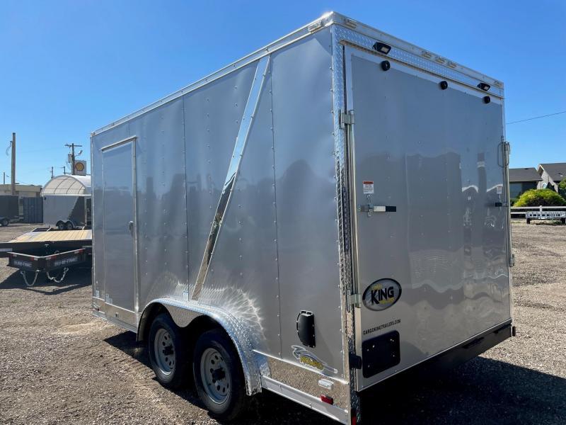 8x16 Tandem Axle 7k Enclosed Cargo Trailer **ON ORDER**