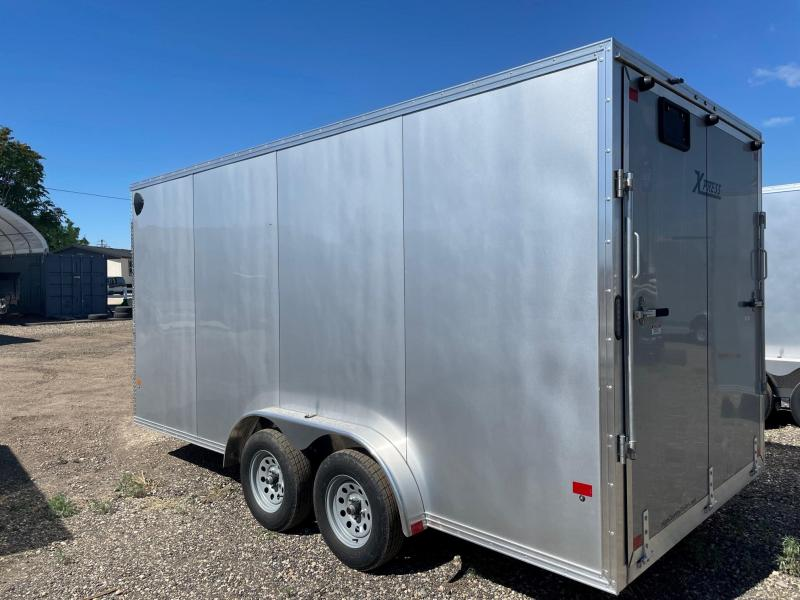 7.5x16 Tandem Axle ALL ALUMINUM Enclosed Cargo Trailer **ON ORDER**