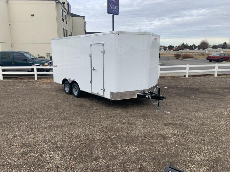 8.5x16 Tandem Axle Enclosed Cargo Trailer