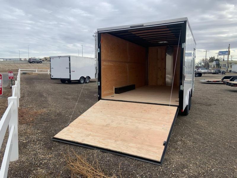8.5x16 Tandem Axle Enclosed Cargo Trailer