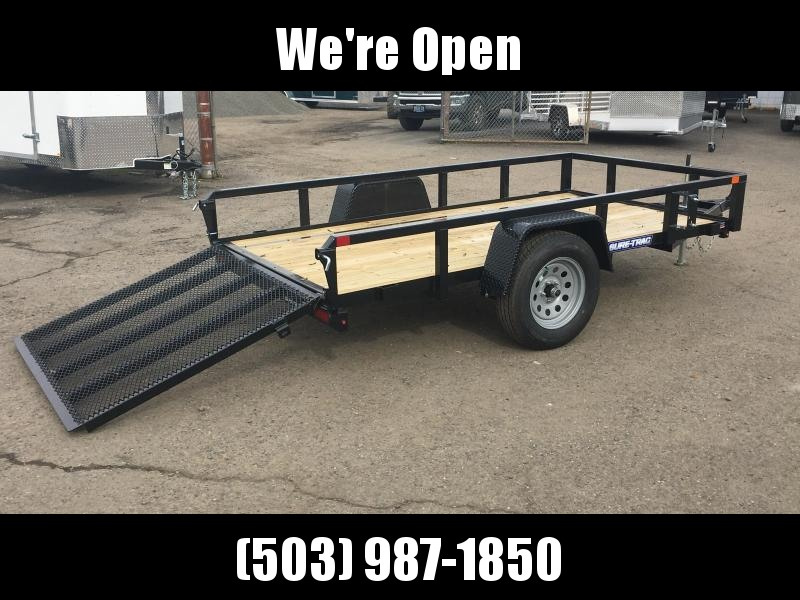 5X10 Utility Trailer Drop Gate 3K
