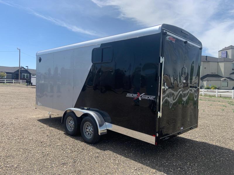 7x18 Tandem Axle Enclosed Cargo Trailer **PREORDER SALE**