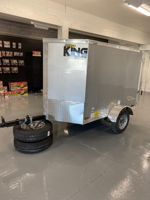 2021 Cargo King NM46 Enclosed Cargo Trailer