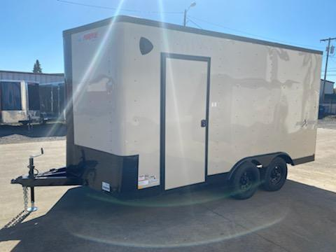 8.5 x 14 Enclosed Cargo Trailer