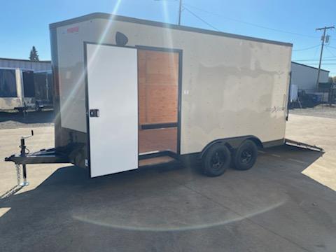 8.5 x 14 Enclosed Cargo Trailer