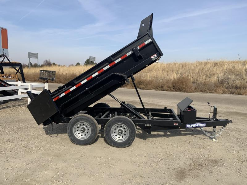 6x10 Tandem Axle 10k Dump Trailer