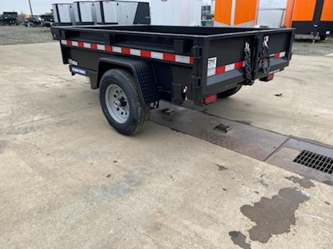 2021 Sure-Trac ST6208D Dump Trailer