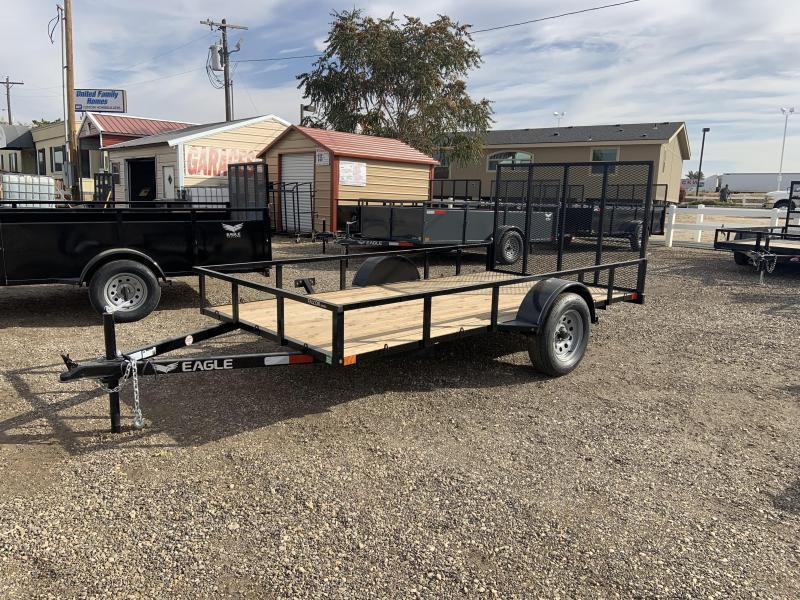 6x10 Utility Trailer **Powder Coat**