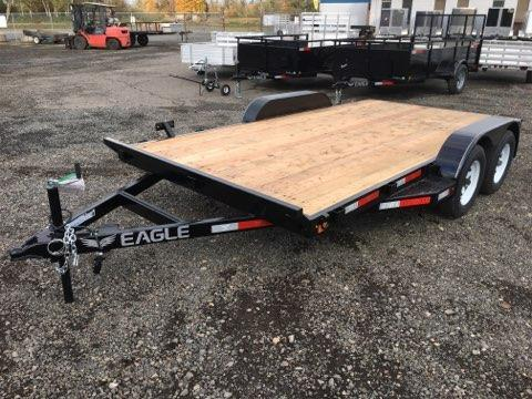 7x14 Car Hauler 7k Open Utility Trailer 5 Inch Main frame