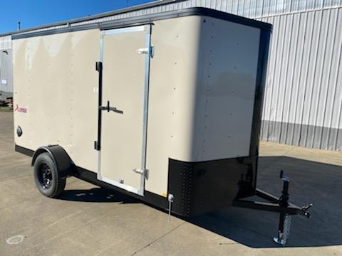Enclosed Cargo Trailer