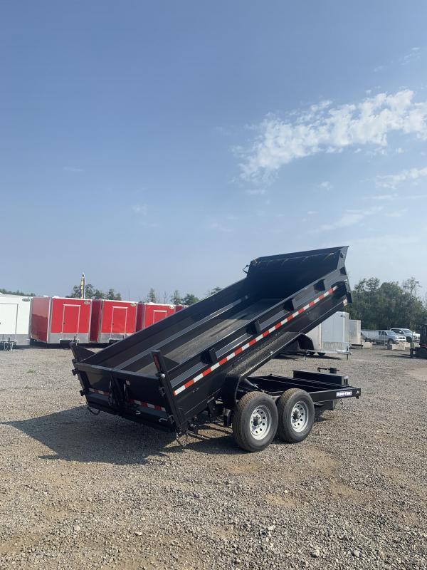 7x14 Tandem Axle 14K Dump Trailer **FACTORY ORDER**