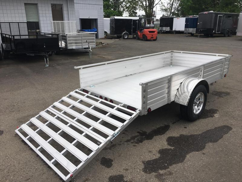 5X8 Aluminum Utility Trailer Drop Gate 3K