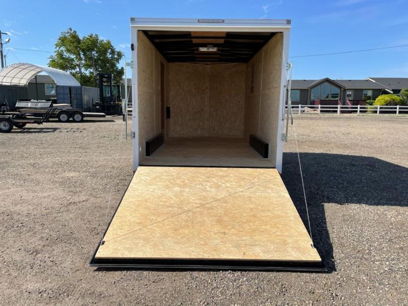 7.5x14 Tandem Axle Enclosed Cargo Trailer