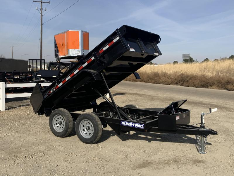 5x10 Tandem Axle Dump Trailer