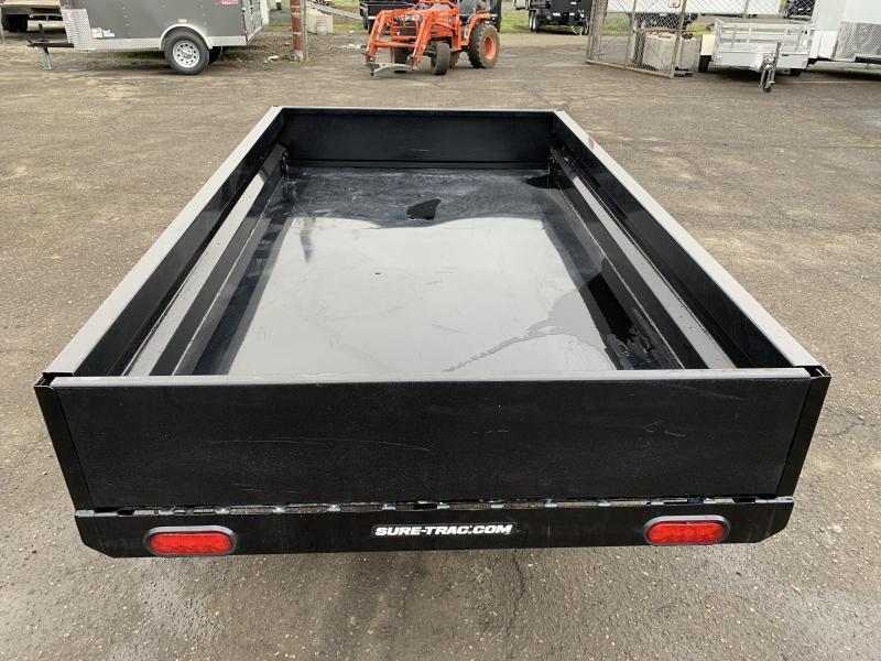 New 4.5x8 Dump Trailer **pull with car*truck *UTV*ATV**