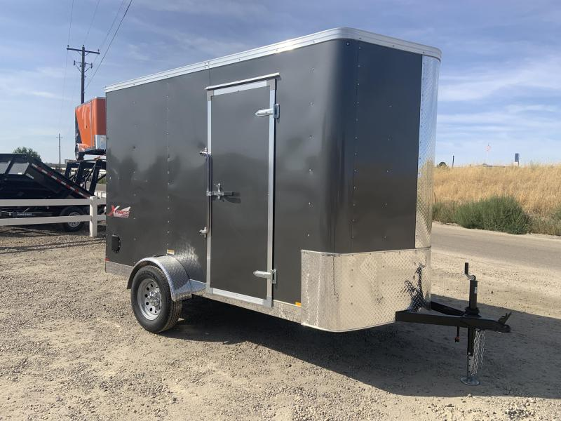 6x10 Enclosed Cargo with Ramp *WINTER BLOWOUT*