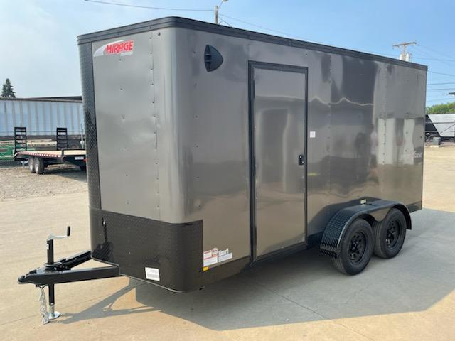 2022 Mirage Trailers 7x14 Enclosed Cargo Trailer  **  Side x Side Package  **  6'' of additional height  **