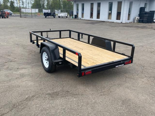 5X10 Utility Trailer NO GATE 3K