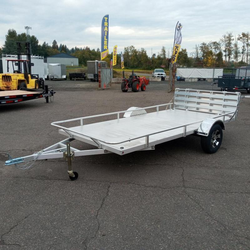 6.5x13 3k Aluminum ATV Utility Trailer