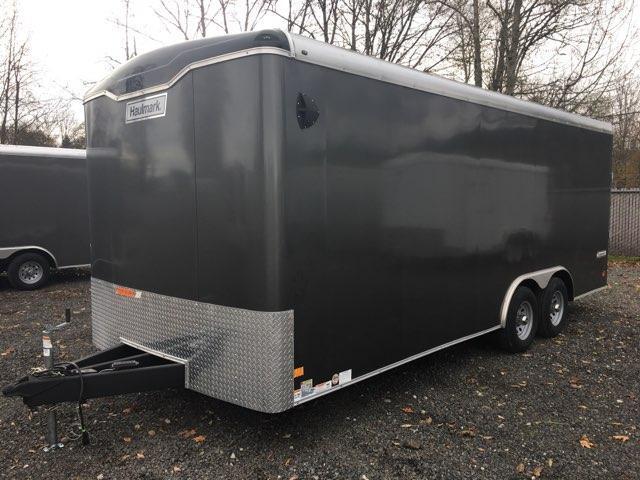 8.5x20 Enclosed Car Cargo Trailer **Scratch & Dent**