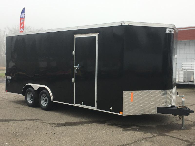 8.5x20 Enclosed Car Cargo Trailer **Screwless Skins**
