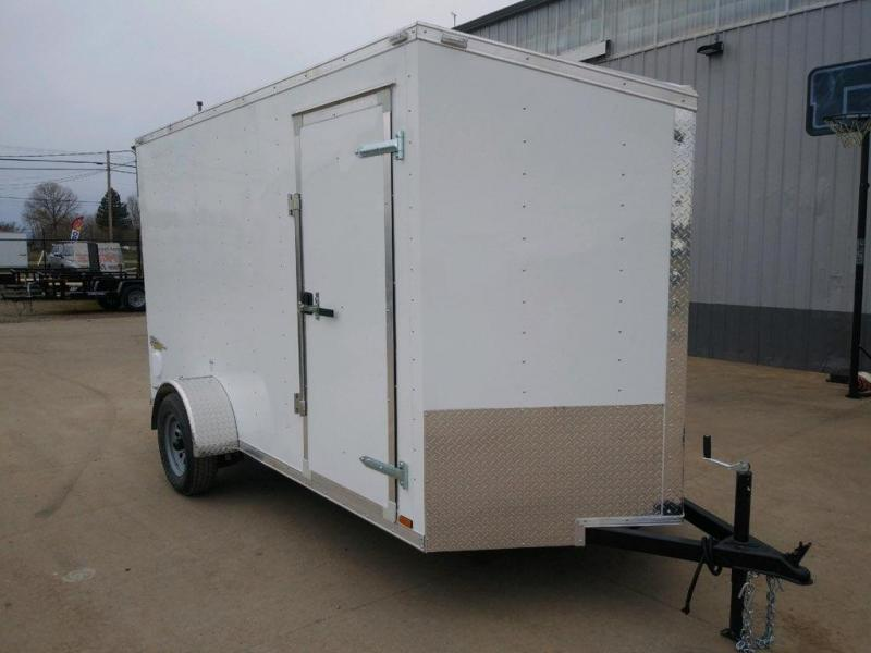 2021 Cargo King NM612 Enclosed Cargo Trailer