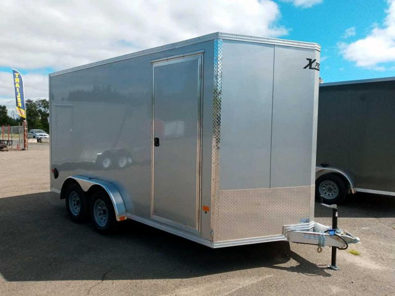 7.5x14 All Aluminum Enclosed Cargo Trailer  **  6'' of additional height  **
