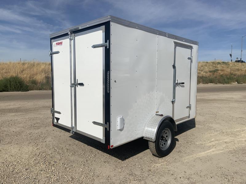6x10 Single Axle Enclosed Cargo Trailer **ON ORDER**