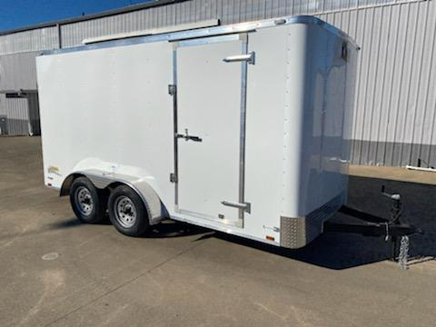 2021 Cargo King LN714 Enclosed Cargo Trailer