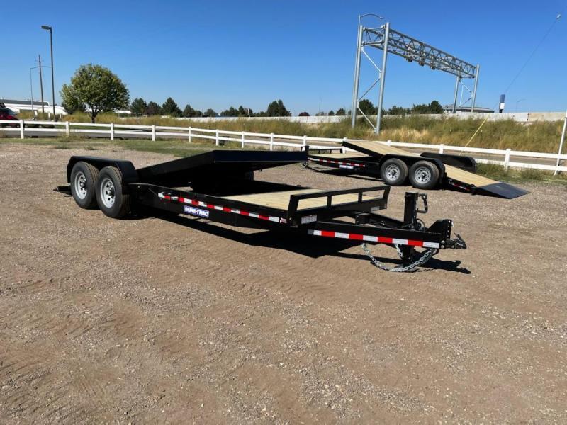 7x20 14k Tilt Bed Equipment Trailer