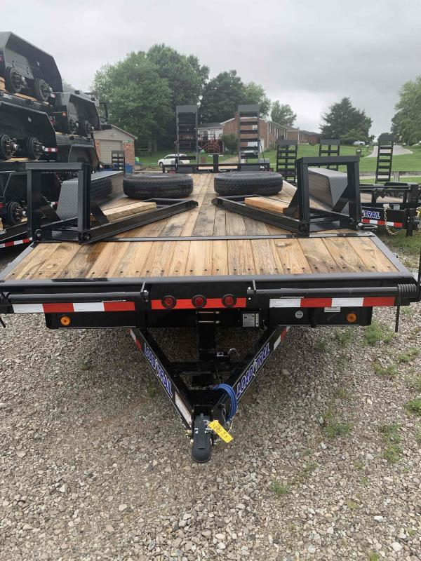"""83"""" X 18' Load Trail 14k Equipment"""
