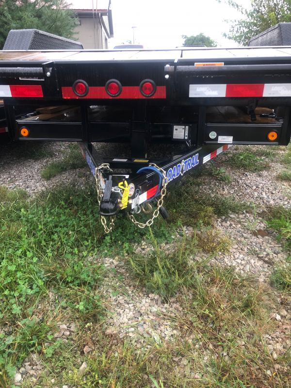 2022 Load Trail 83 x 20 tandem axle carhauler Equipment Trailer