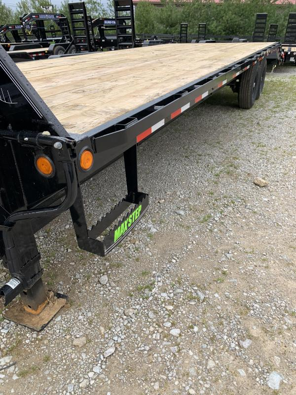 2020 Load Trail 25' gooseneck deckover over flatbed