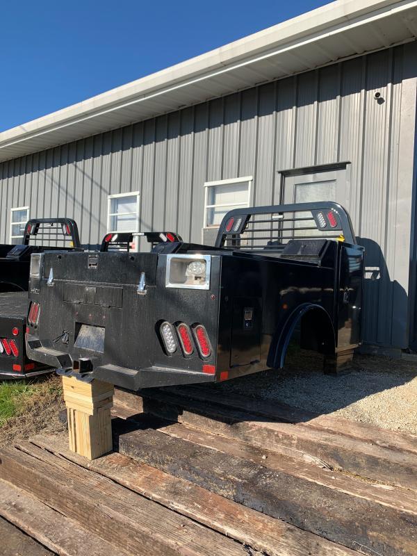 """2021 Norstar SD 8' 6"""" Truck Bed single rear wheel"""