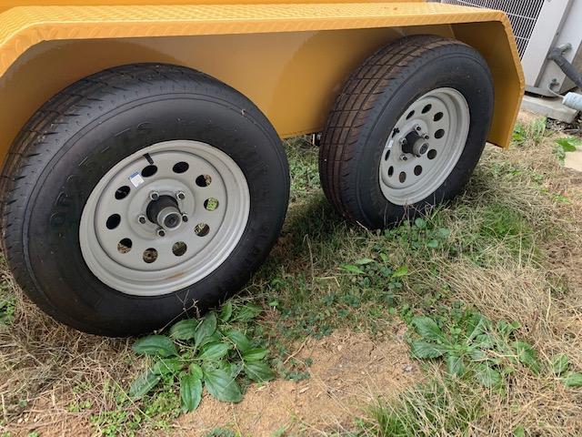 "2019 Load Trail 60"" X 10' 450 Gallon FUEL TANK TRAILER DIESEL FUEL TANK AG FUEL TANK TRAILER"