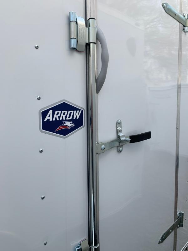 2021 American Hauler arrow 6 x 12 single axle Enclosed Cargo Trailer