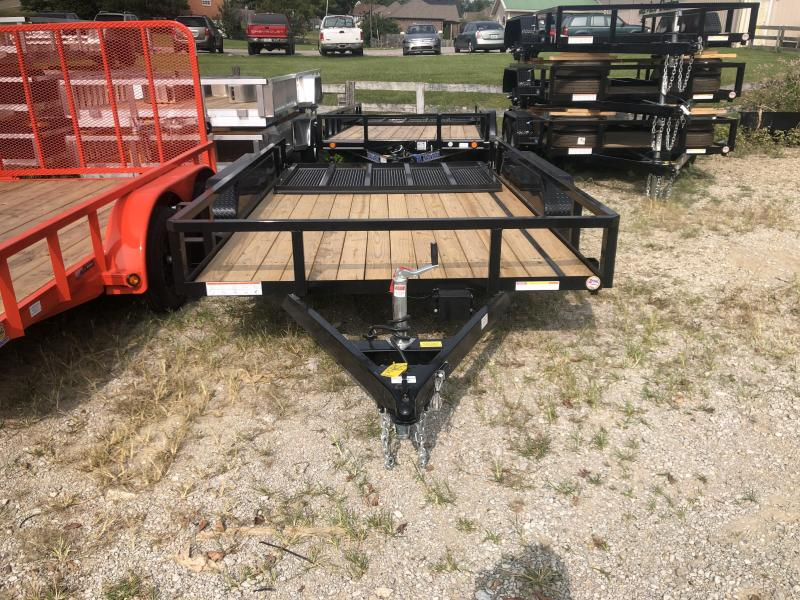 2021 Sure-Trac 7 X 12 Tube Top Utility  7K Tandem