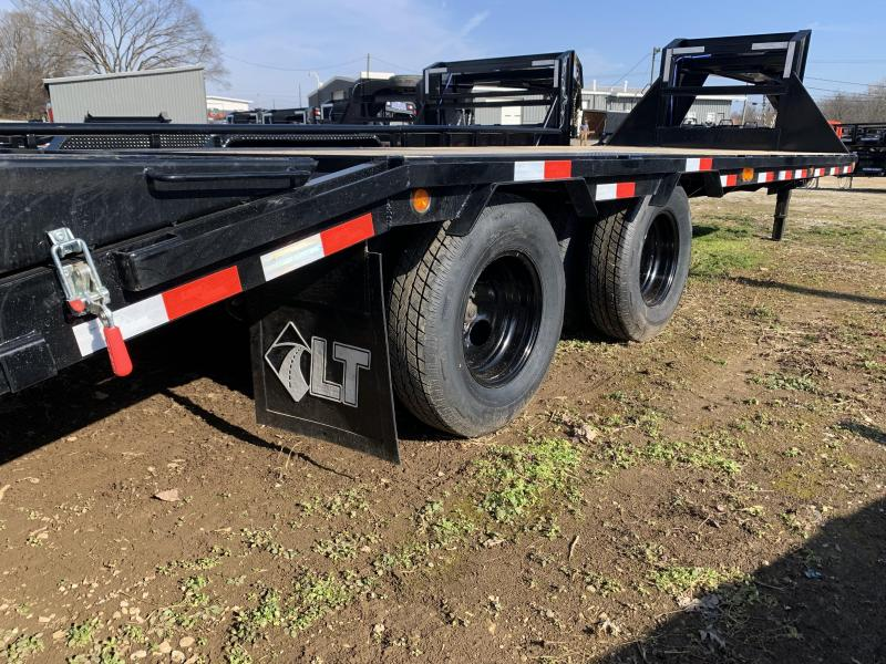 2021 Load Trail GP 102 25 Flatbed Trailer