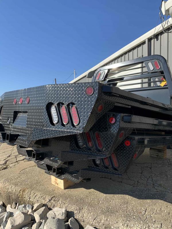 2021 Norstar SR short bed single rear Truck Bed