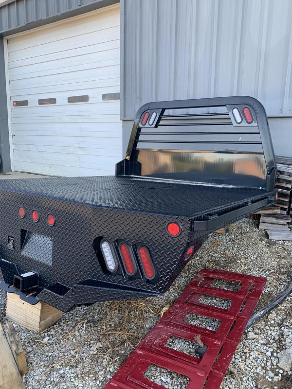 2021 Norstar SR short bed Truck Bed