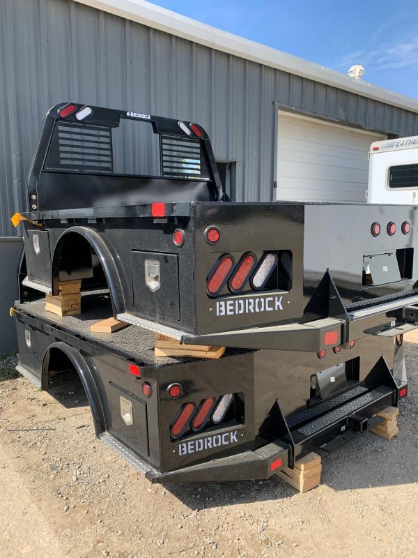 2021 Bedrock DUAL WHEEL DODGE BED TAKE OFF Truck Bed