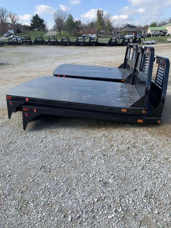 "2021 Bedrock 9' 4"" cab chassis diamond series Truck Bed"