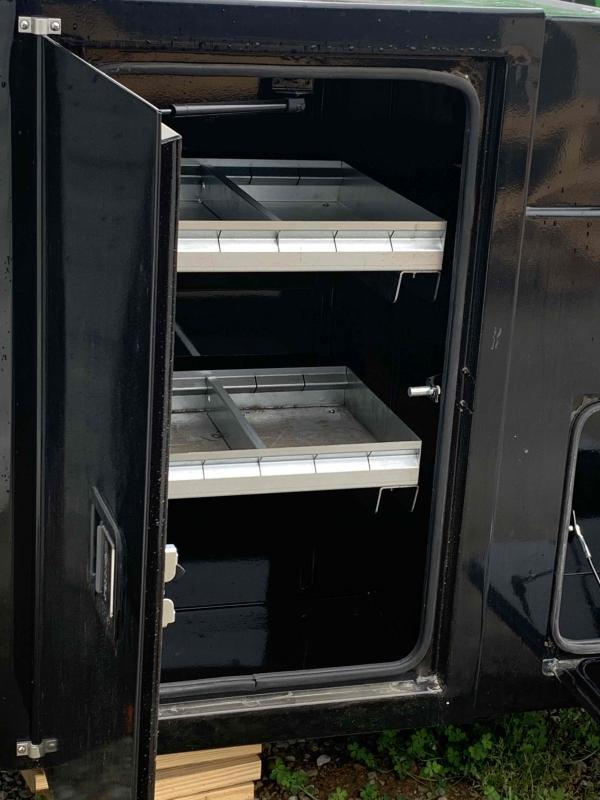 """2021 Norstar SD 11' 4"""" Truck Bed"""