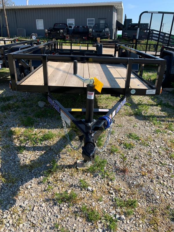 2021 Load Trail 5 X 10 SINGLE AXLE UTILITY TRAILER Utility Trailer